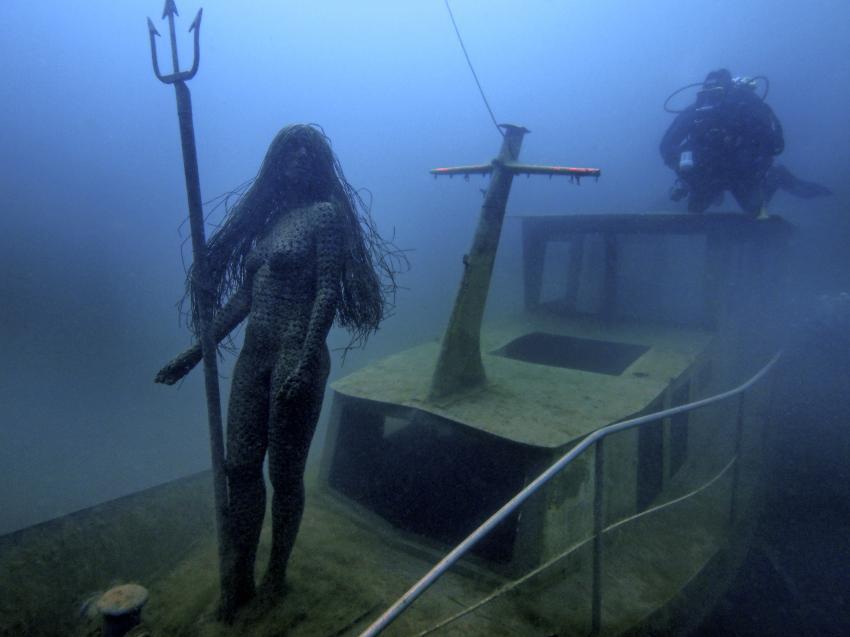 das Grauen hat einen Namen - Sundhäuser See