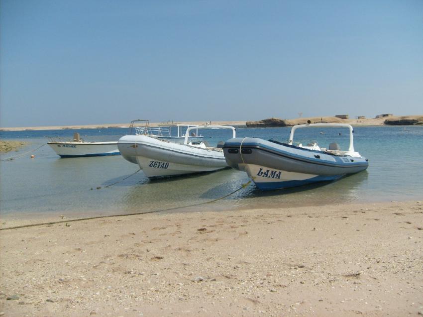 Sharm El Naga Diving Center, Sharm El Naga, Ägypten, Safaga