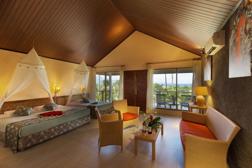 Bungalow Manado, Thalassa Dive Resorts Indonesia, Indonesien, Sulawesi