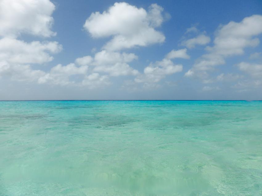 Bonaire, Niederländische Antillen, Horizont