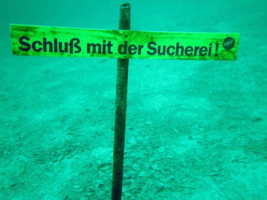 Walchensee, Walchensee,Bayern,Deutschland,Schild,Hinweis