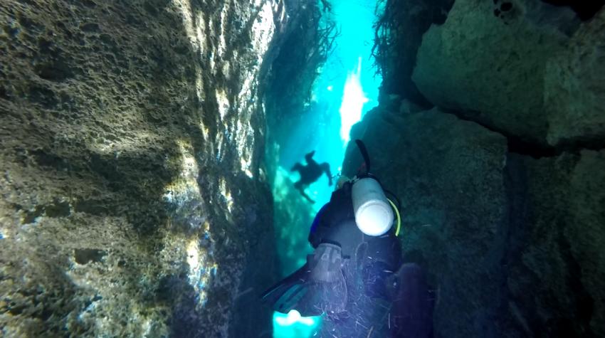 Cenote Casa, Deep Dive Mexico, Mexiko
