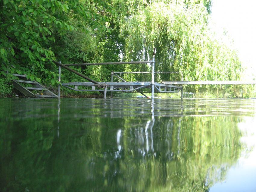 Großer See Bösinghoven, Großer See Bösinghoven,Nordrhein-Westfalen,Deutschland