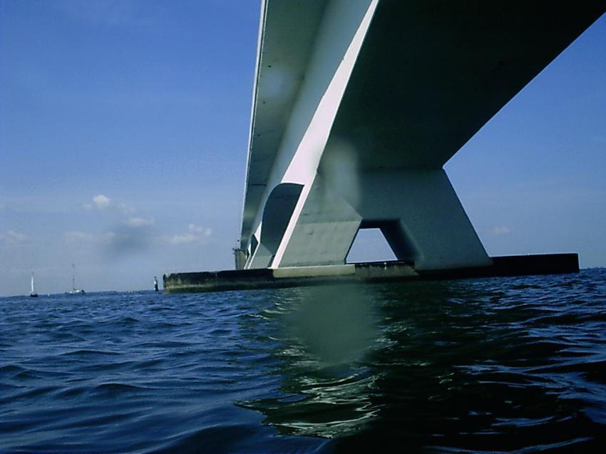 Oosterschelde / Zeelandbrücke, Oosterschelde Zeelandbrücke,Niederlande