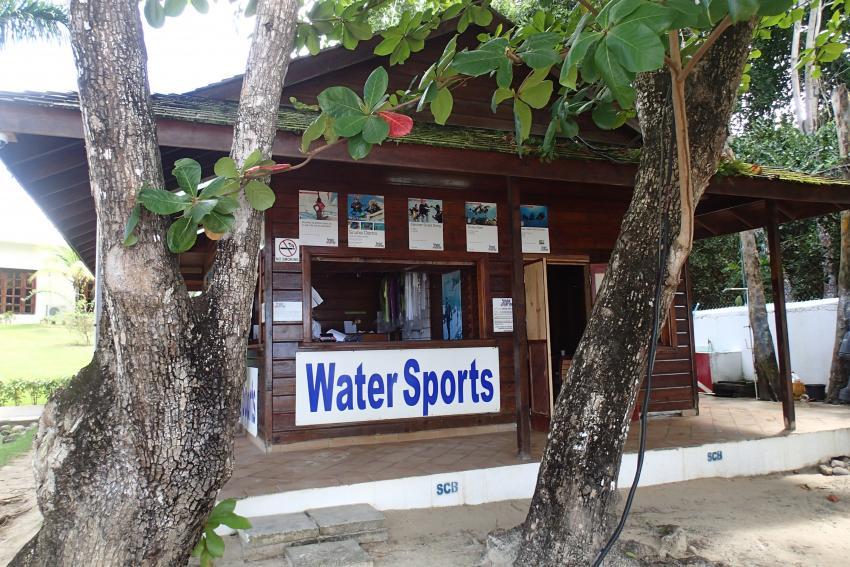 ScubaCaribe ClubHotel RIU Negril Tauchbase, ScubaCaribe Riu Negril Club, Jamaika