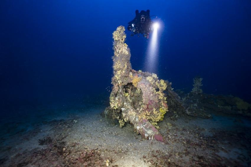 Foto © D. Gration / University of Malta, Fairey Swordfish, Malta, Malta - Hauptinsel