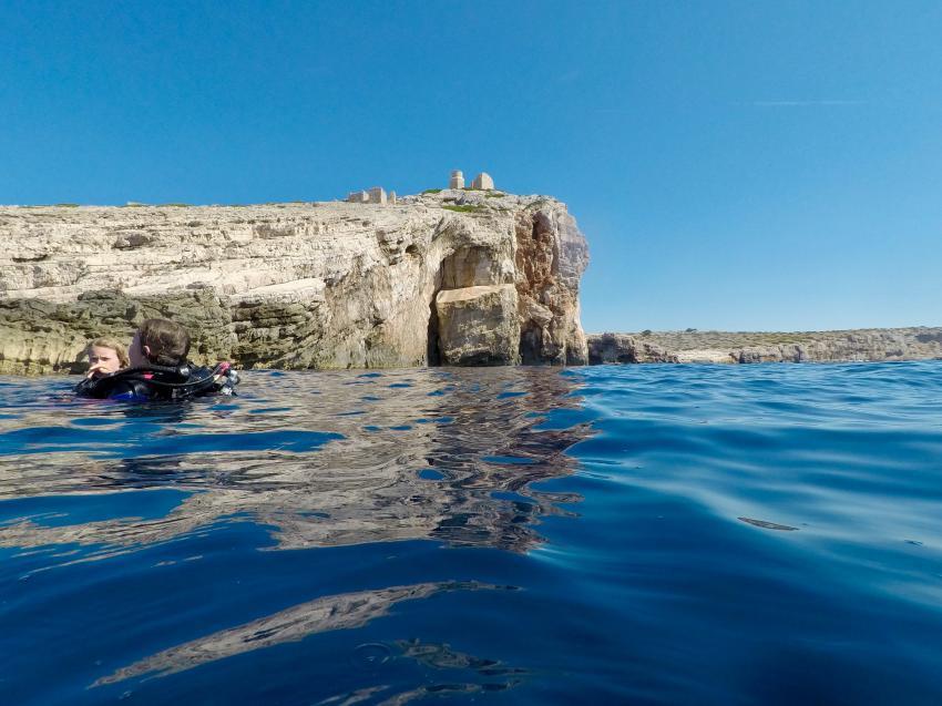 Kornaten Mana, Najada diving, Murter, Kroatien