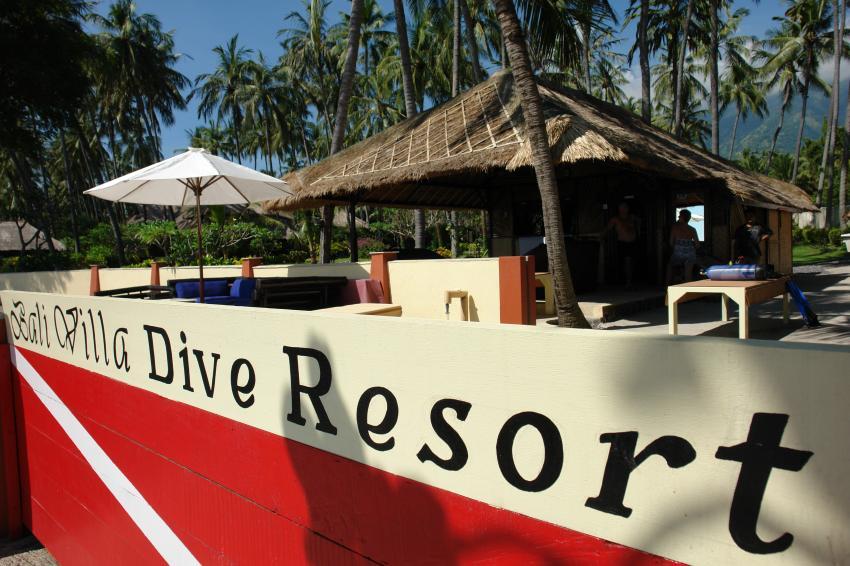 Bali Villa Dive Resort Hausriff, Indonesien, Bali