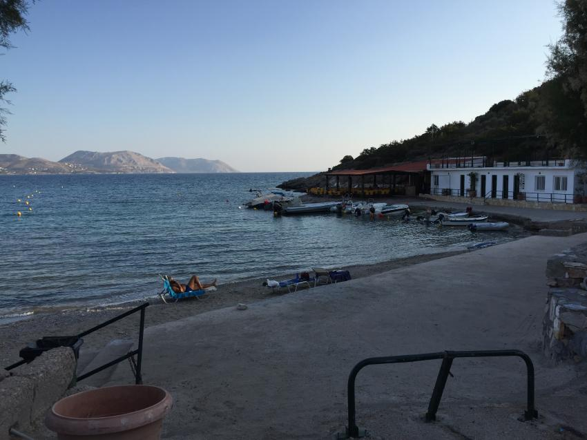 Aqua Divers Club, Anavissos, Griechenland