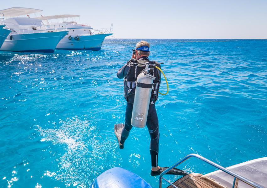 Scuba World Divers Soma Bay_2, Tauchen in der Soma Bay, Scuba World Divers Soma Bay, Caribbean World Resort, Ägypten, Safaga