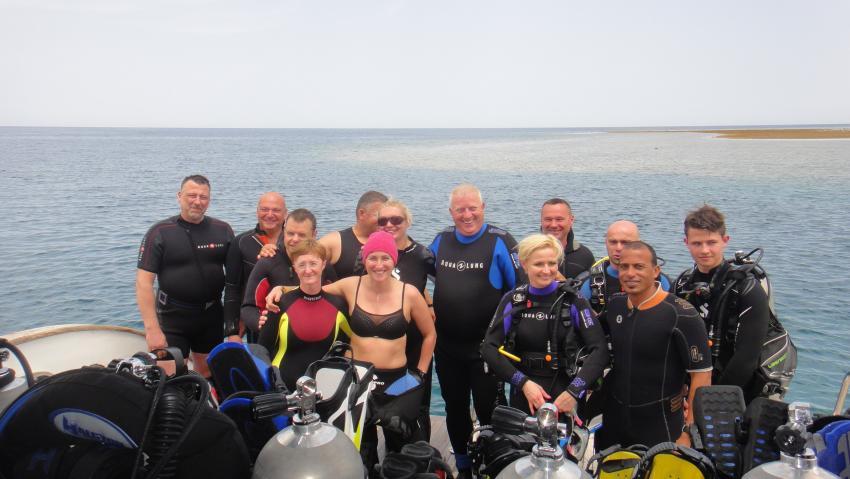 Scuba World Divers Marsa Alam_5, Diving in Marsa Alam, Scuba World Divers Marsa Alam, Lagoon View Resort, Ägypten, El Quseir bis Port Ghalib