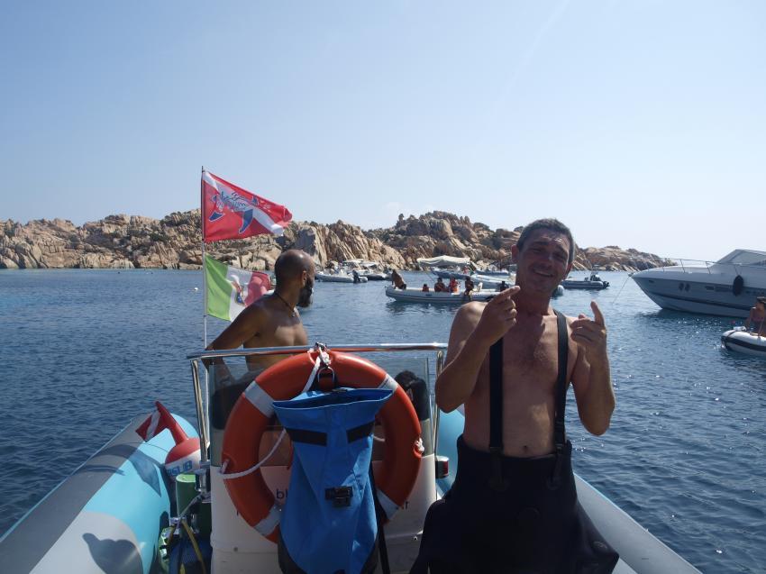 Tahiti, Blue Bubbles Diving - Recreational & Technical, Italien, Sardinien
