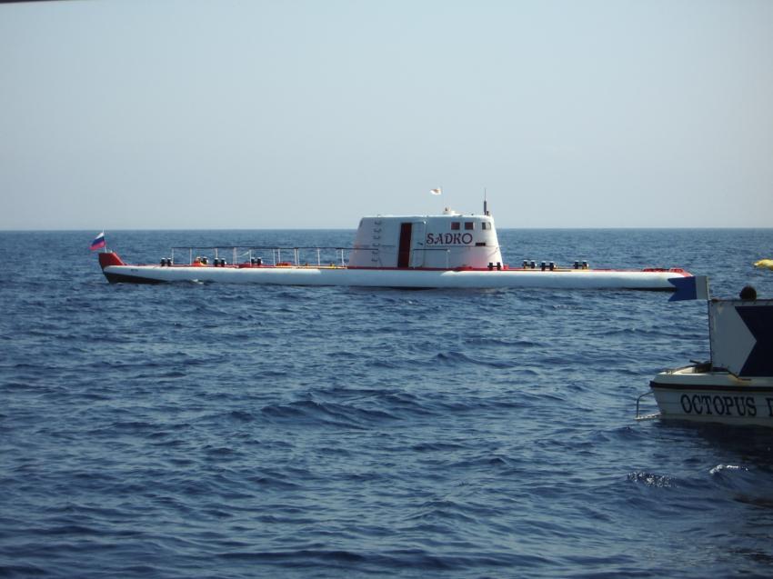Zenobia - Wrack / Larnaka, Wrack der Zenobia - Larnaca,Zypern,Uboot für Nichttaucher :)