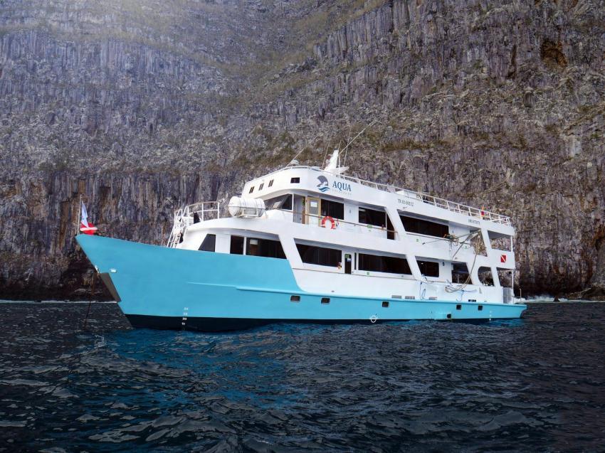 M/Y Galapagos Aqua, Ecuador, Galapagos