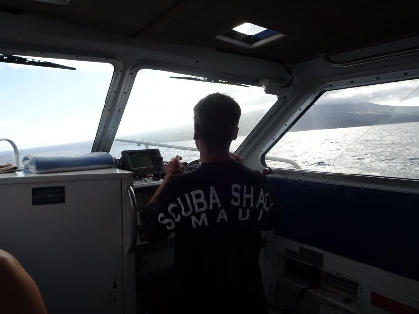 Scuba Shack, Kihei Maui, USA, Hawaii