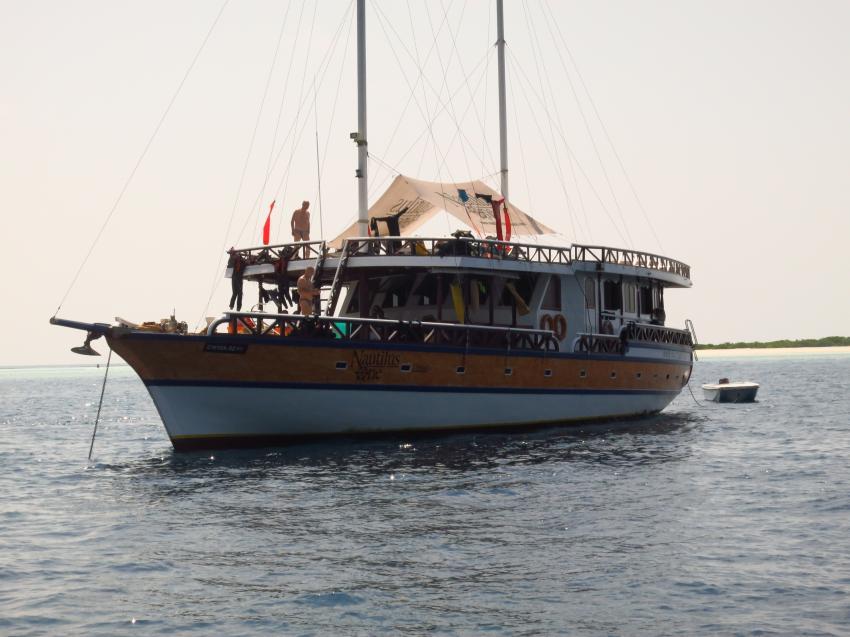 nautilus one, Nautilus One, Malediven