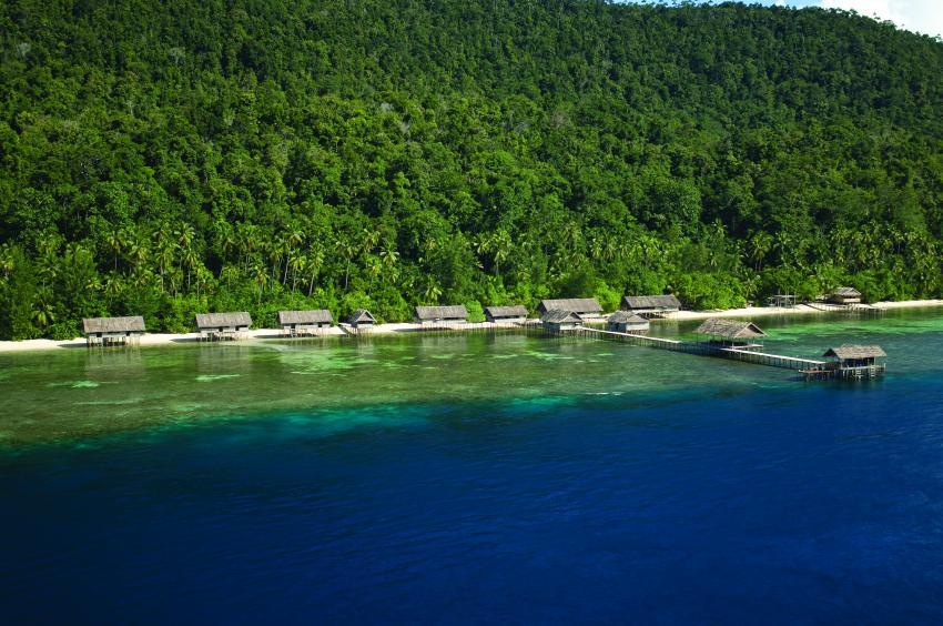 Kri Eco resort, Kri Eco Resort, Indonesien, Allgemein