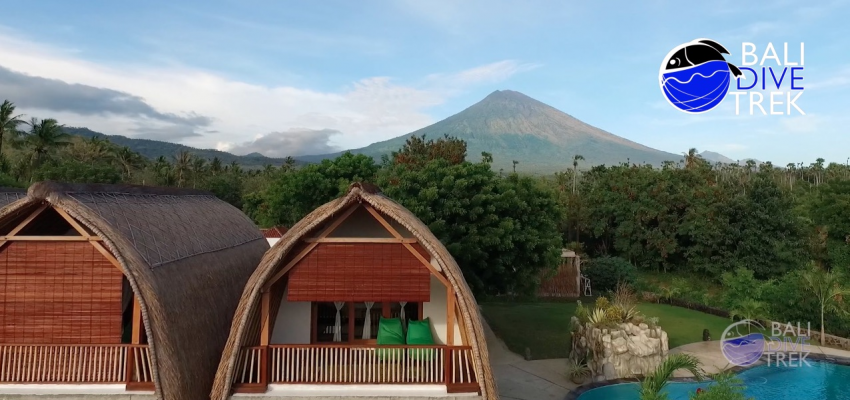 Bali Dive Trek, Amed, Indonesien, Bali