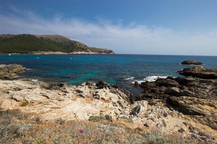 Cala Ratjada - Mallorca, Tauchen auf Mallorca, Tauchplatz Mallorca, Delphinus Diving School Mallorca, Spanien, Balearen
