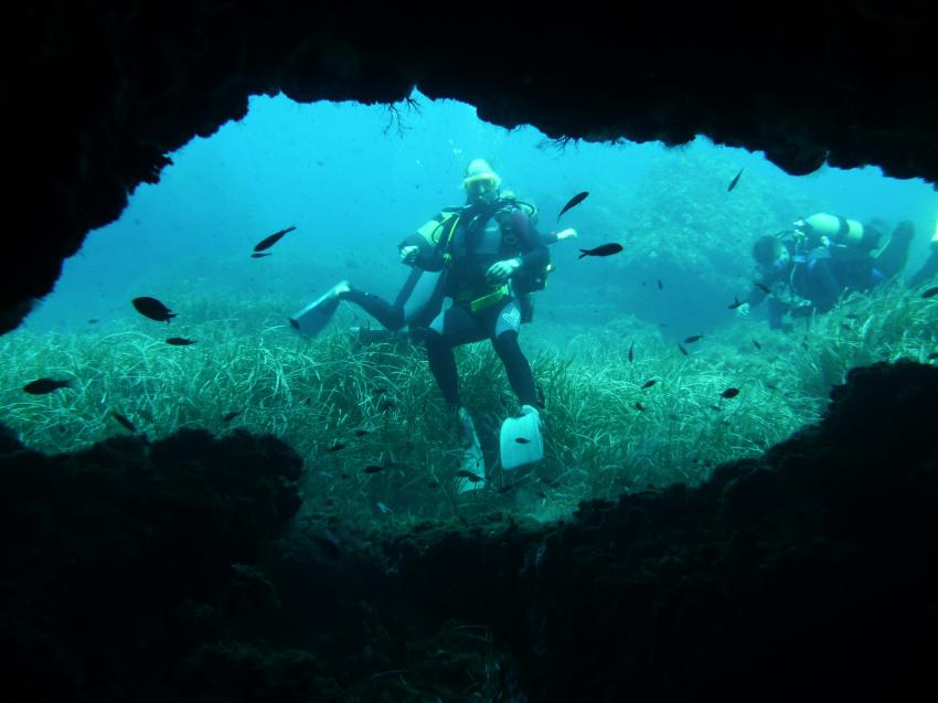 S´Algar Diving, S´Algar, Menorca