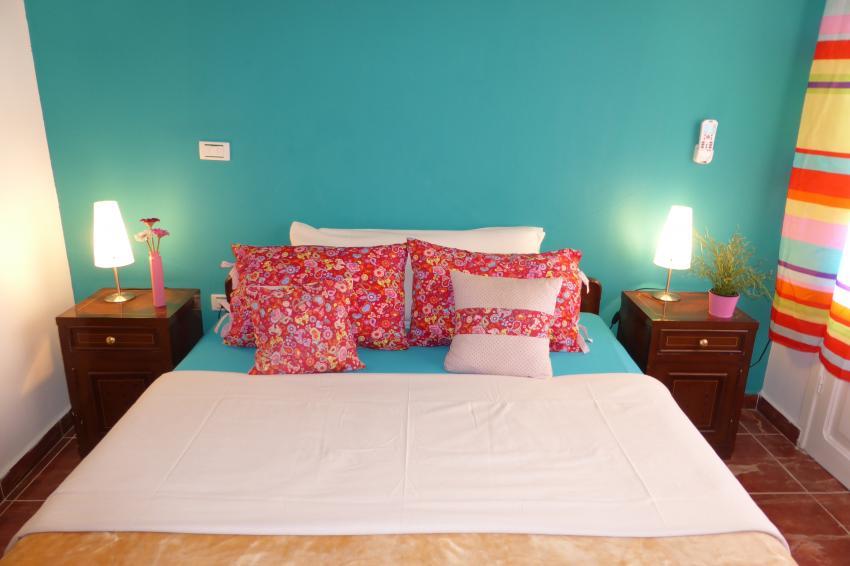 Unterkunft.. Zimmer mit Meerblick im Guesthouse Panorama, Pension Panorama, Safaga, Ägypten