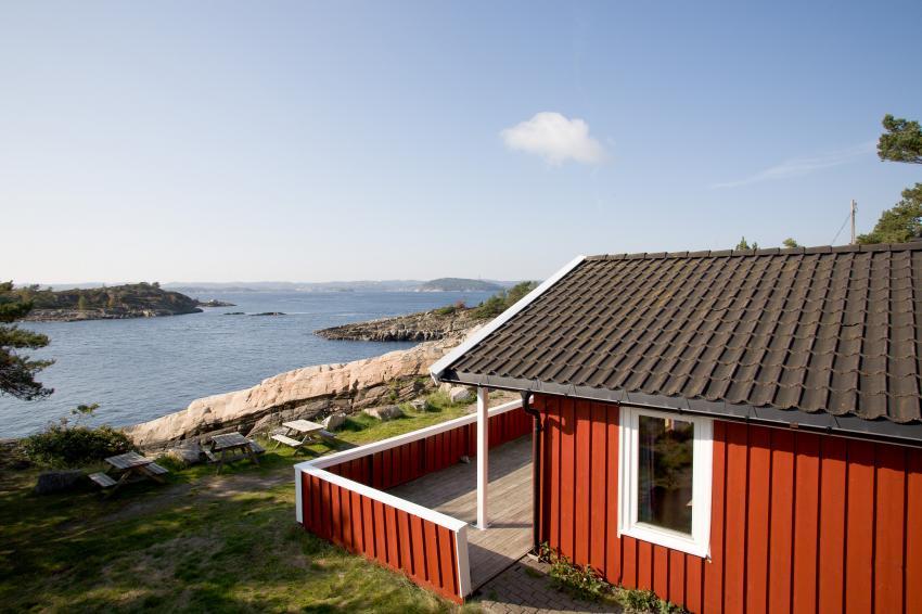 Hutte  4 bis 6 Personen, OneOcean Dive Resort, Norwegen
