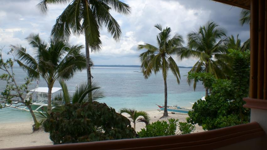 Hippocampus Beach Resort, Malapascua (Cebu)