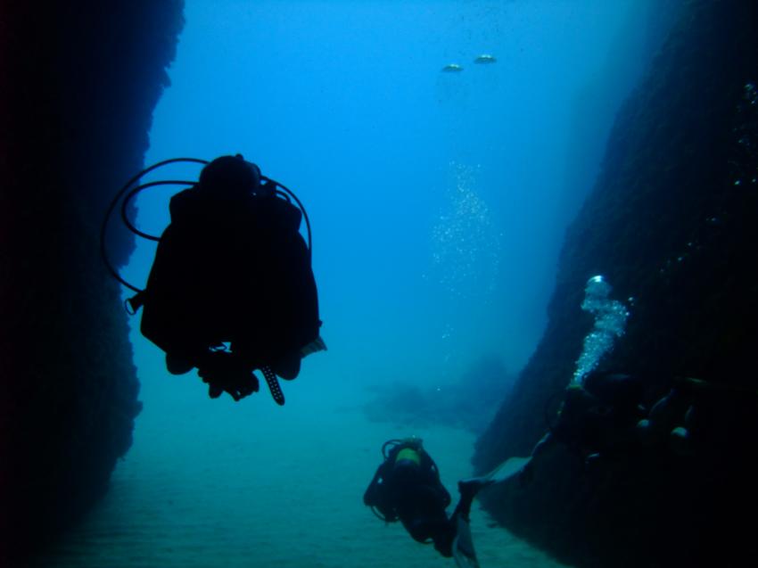 Mgarr ix Xini (by Utina Diving College, Mgarr ix-Xhini, Xewkija / Gozo, Malta, Gozo