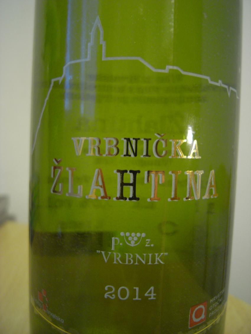 Zlahtina, der Wein von der Insel Krk, Restoran Lara, Punat, Insel Krk, Kroatien