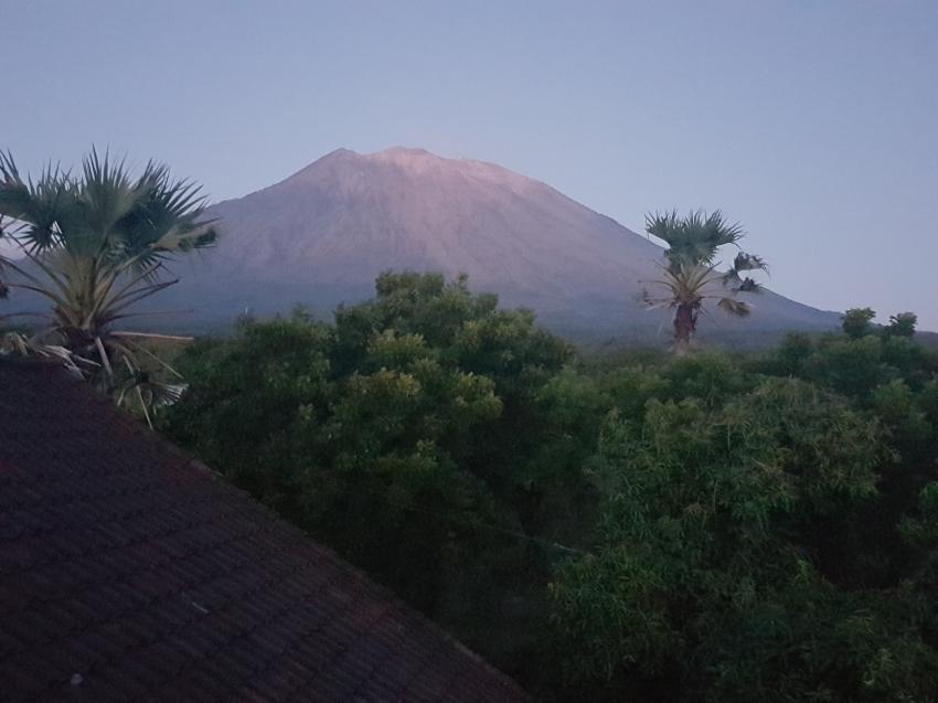 Joes Diving Bali - Die Tauchburg, Tulamben, Indonesien, Bali