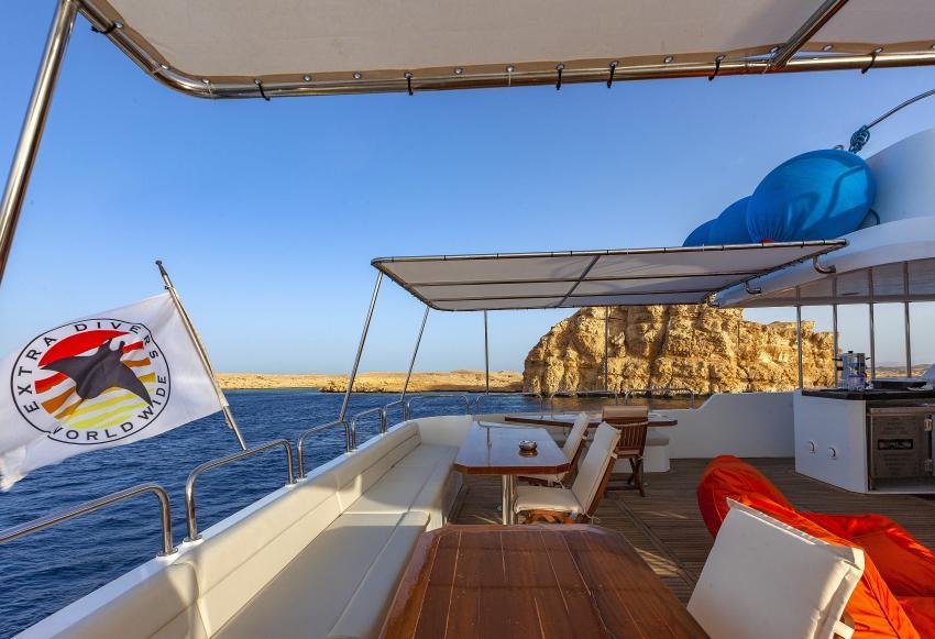 MY Red Sea Explorer - Extra Divers, Ägypten