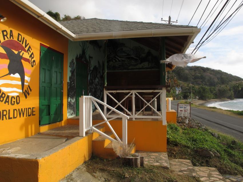 Nabucco`s Resort Speyside Inn Tobago - Extra Divers, Trinidad und Tobago