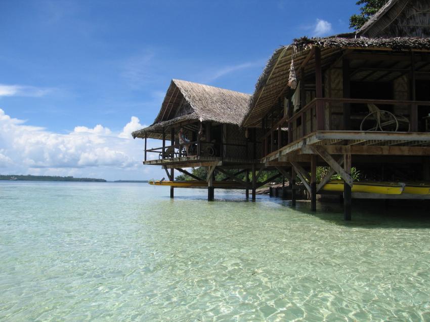 Nusa Island Retreat, Papua-Neuguinea