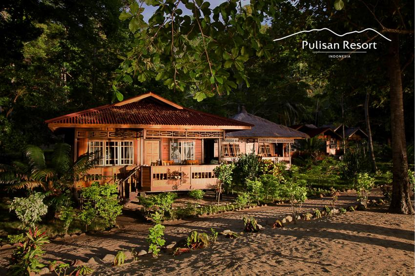 Pulisan Jungle Beach Resort, Indonesien