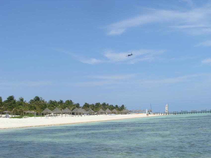 Playa Santa Lucía, Santa Lucia de Cuba,Kuba