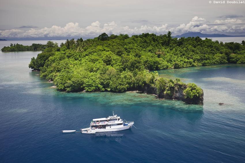 M.V. FeBrina, Papua-Neuguinea
