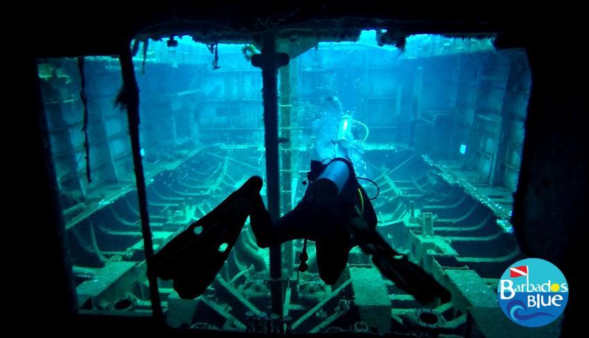 Trident Diver © Barbados Blue, Barbados Blue Water Sports, Barbados