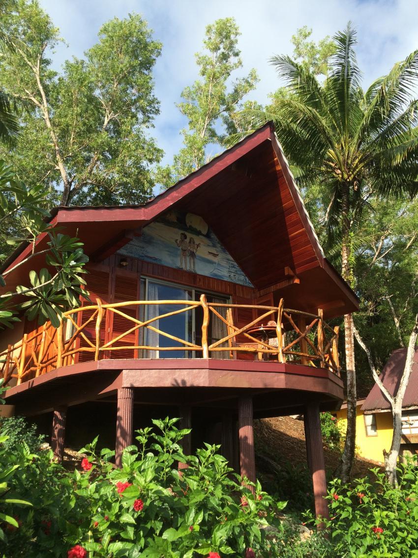 Aliiibamou Resort Carolines - Holzbungalow, Aliiibamou Resorts ♥ Carolines, Palau, Palau
