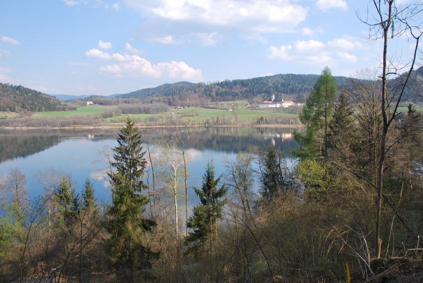 Längsee, Kunsthotel Fuchspalast, St. Veit an der Glan, Österreich