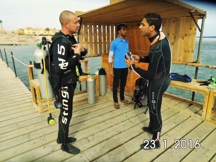 Wonderful Dive, Rohanou Resort, El Qusier, Ägypten, El Quseir bis Port Ghalib