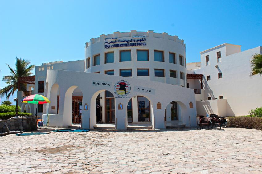 Tauchbasis der Extra Divers Sifah, Extra Divers, Sifawy Boutique Hotel, Sifah, Oman