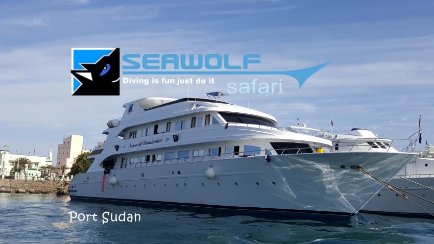 Port Sudan 2016, M/Y Dominator, Sudan