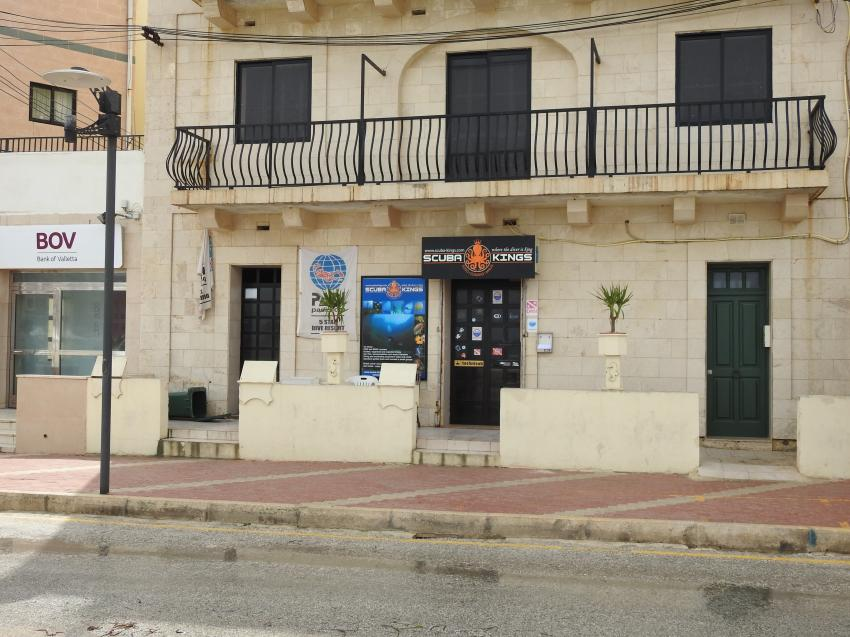Scuba Kings, Marsalforn, Gozo, Malta