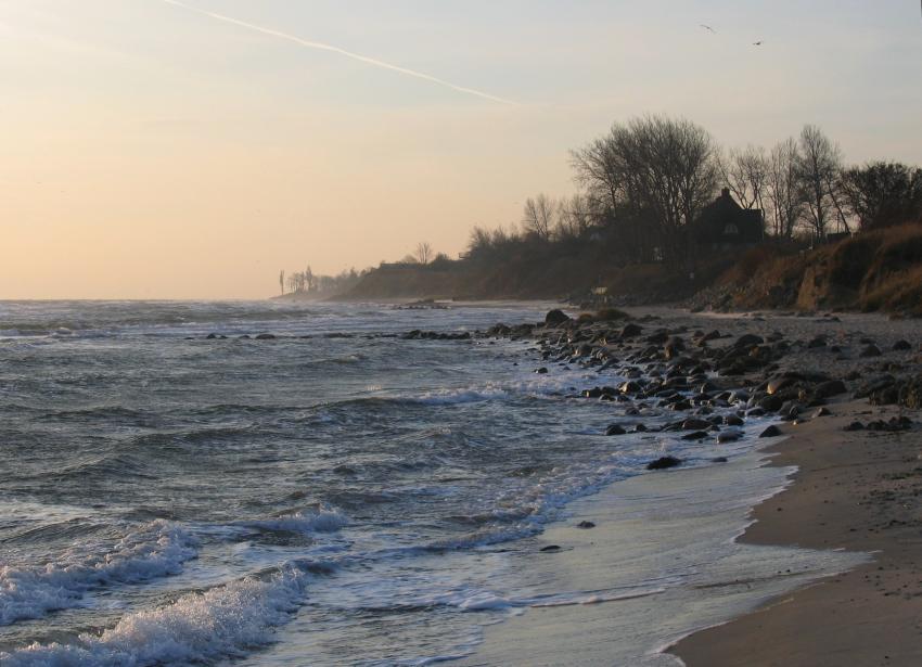 Dahme Strand, Ostseebad Dahme, Deutschland, Schleswig-Holstein