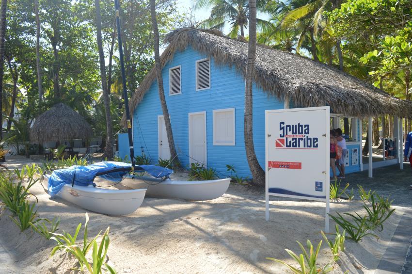ScubaCaribe RIU Macao Tauchbase, ScubaCaribe Punta Cana - RIU Hotels, Dominikanische Republik