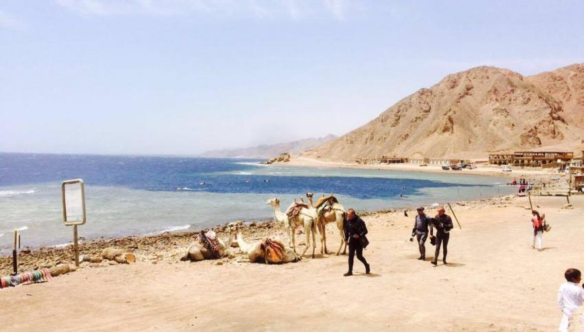Diving Day Trip to Dahab by bus (blue Hole), Circle Divers, Circle Divers, Hotel Badawia, Ägypten, Sinai-Süd bis Nabq