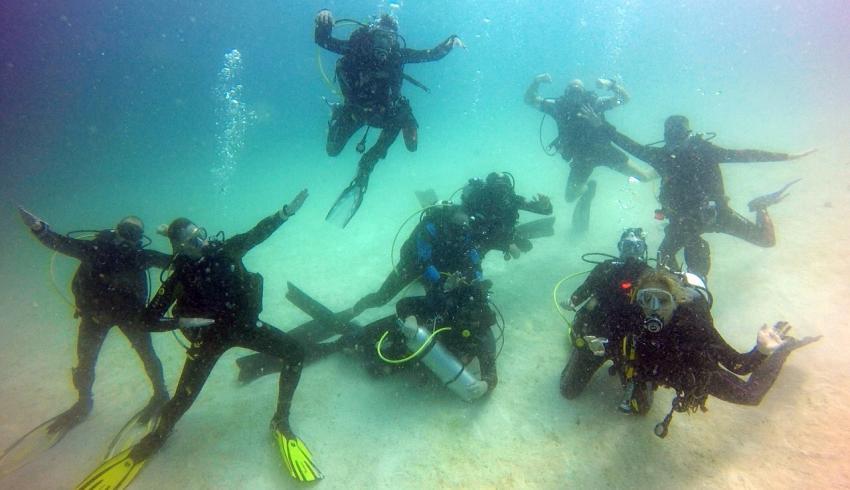 Von unserer Malediven Tour, Underwater No1, Düsseldorf, Deutschland, Nordrhein-Westfalen