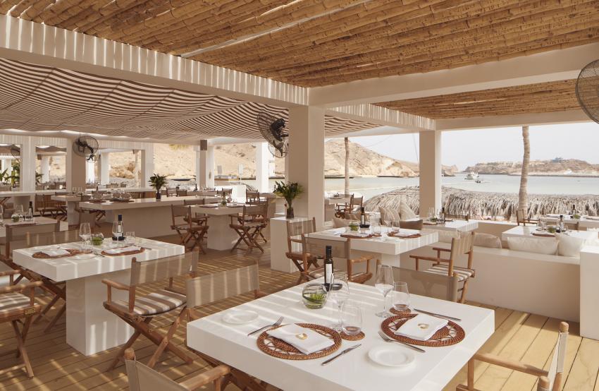 Muscat Hills Resort, Muscat, Oman