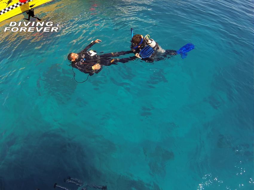 Tauchkurs Hurghada, Tauchkurs Hurghada, Diving Forever Hurghada, Ägypten, Hurghada