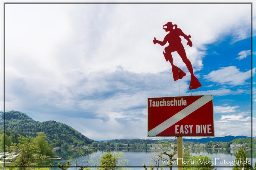 Tauchbasis Easy Dive, Tauchschule, Easydive, Klopeinersee, tauchkurs.at, Easy Dive, Unterburg/Klopeiner See, Österreich